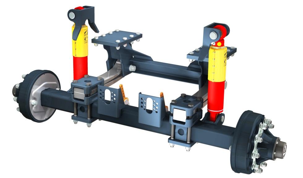 سیستم تعلیق هیدرولیکی یا hydraulic Suspension چیست؟
