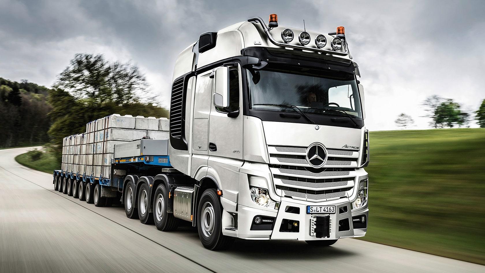 کامیونهای جاده رو (Highway trucks)