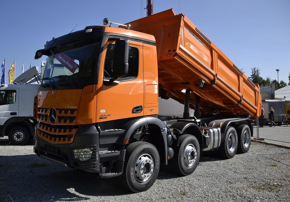 موارد استفاده از کامیون